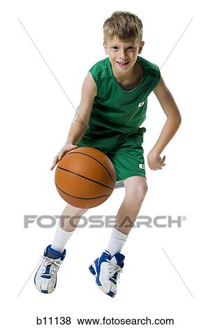 Pictures of young boy playing basketball b11138 search for Deke or juke