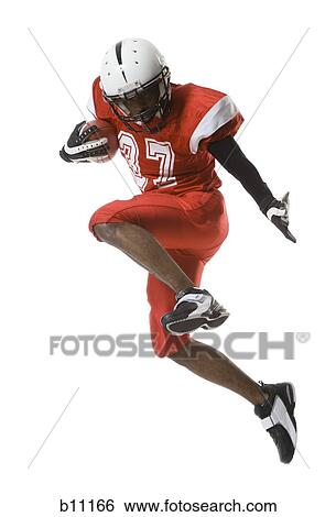Stock images of football player b11166 search stock for Deke or juke