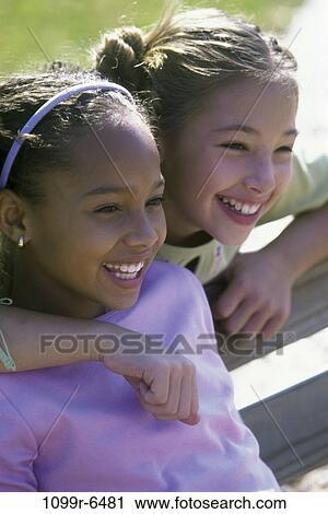 stock photography of people hugging friends children hug girls
