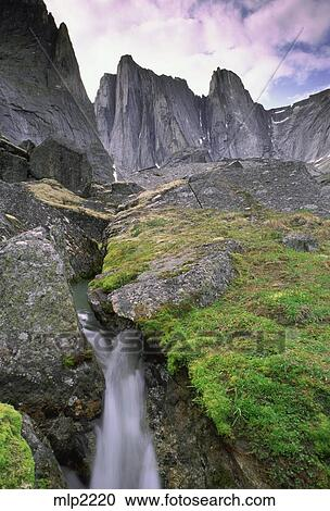 Lotus Flower Tower, Cirque of the Unclimbables, Northwest Territories, Canada