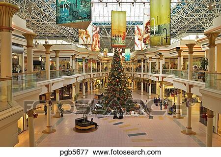 Bild Dubai Vereint Araber Emirates Wafi Centre Center