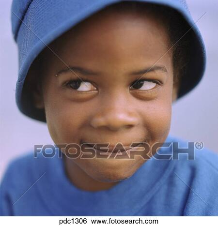 African American Babies With Blue Eyes