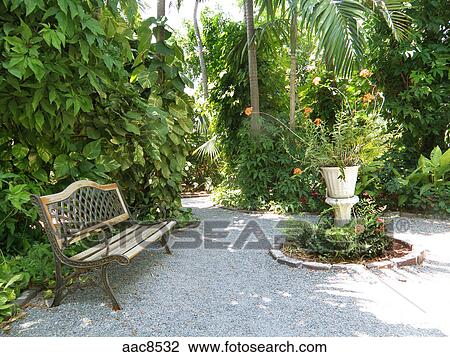 The Hemingway House In Florida S Key West Is Surrounded By