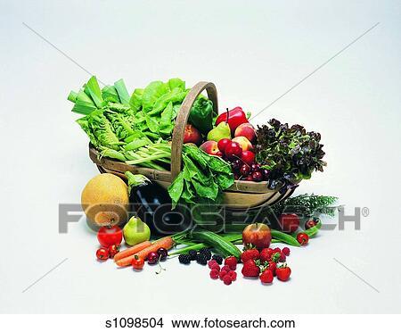 détaillant en ligne 72fdc cdf43 Cherry, Aubergine, Carrot, Blackberry, Basket, Apple Picture ...