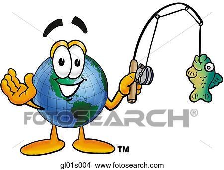clipart of globe man fishing gl01s004 search clip art rh fotosearch com man fishing boat clipart old man fishing clipart