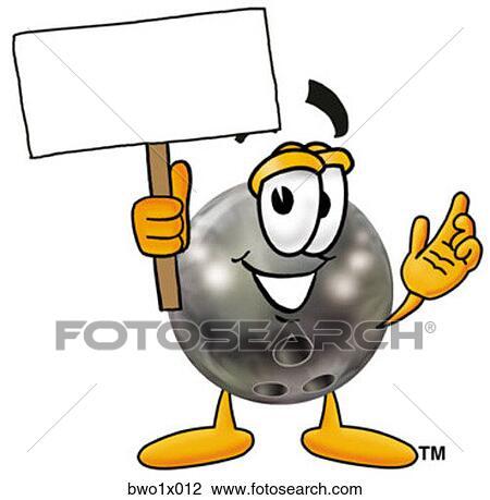 Clipart boule bowling signe bwo1x012 recherchez des clip arts des illustrations des - Bowling dessin ...