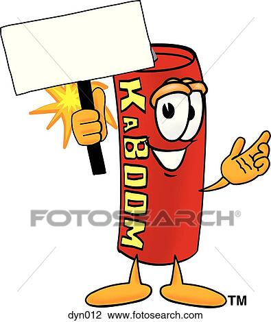clipart of dynamite with sign dyn012 search clip art illustration rh fotosearch com dynamite clipart black and white dynamite clipart free