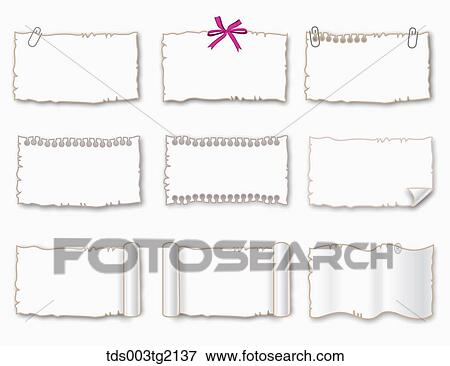 Stock Illustration Of Various Types Of Speech Bubbles Tds003tg2137