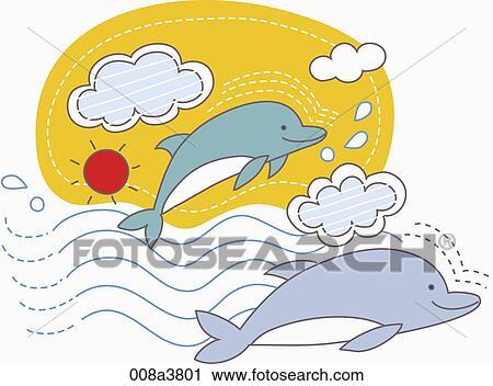 Calm Sea Clip Art