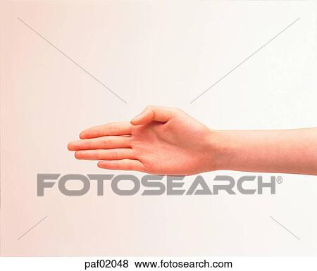 pictures of finger hand hi five middle finger greeting paf02048