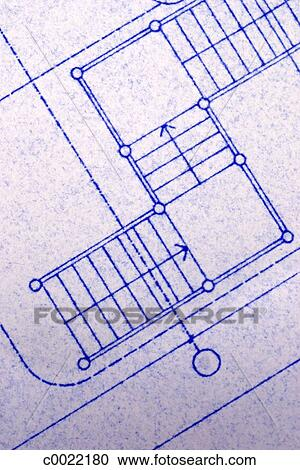 Stock photography of blue architecture blueprint construction blue architecture blueprint construction home house paper malvernweather Images