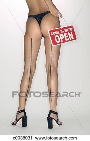 Open sexy clip