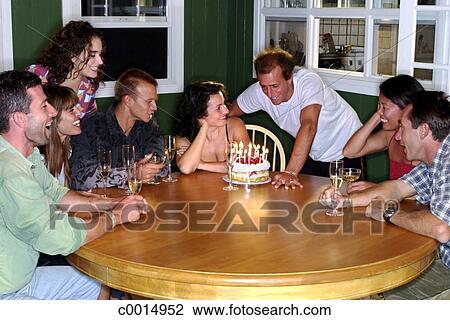 Surprising Brunette Asian Birthday Party Birthday Cake Birthday Burning Funny Birthday Cards Online Elaedamsfinfo