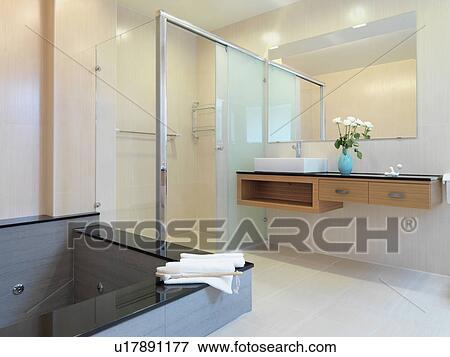 Bild Jacuzzi Wanne In Modernes Badezimmer U17891177 Suche