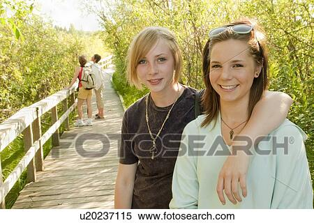 Two teen