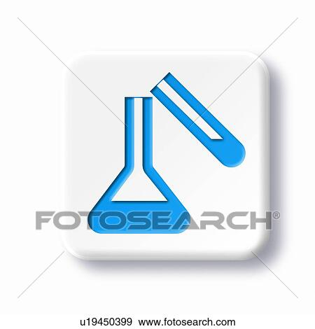 Stock Photograph Of Laboratory Symbol Artwork U19450399 Search