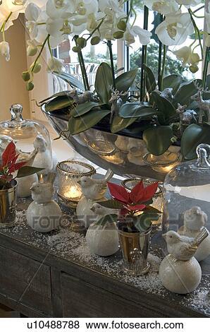 Bilder betriebe und weihnachtsdeko in fensterbank u10488788 suche stockfotos bilder - Weihnachtsdeko fensterbank ...