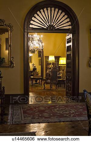 Archivio di Immagini - archbishops\', palace:, interno, dettaglio, di ...
