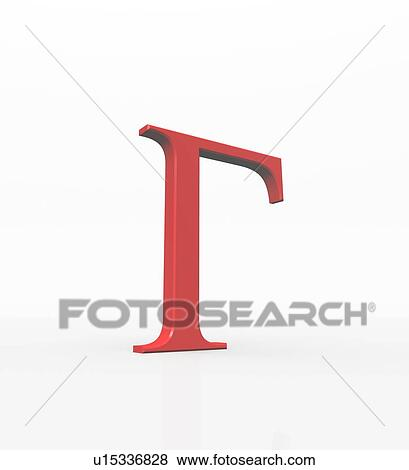 Gamma is the third letter of the Greek alphabet. In the system of