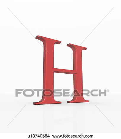 Stock of Eta is the seventh letter of the Greek alphabet In