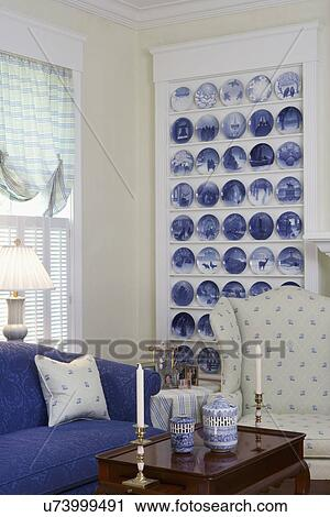 Stock Photography Of Collection Display Corner Of Room