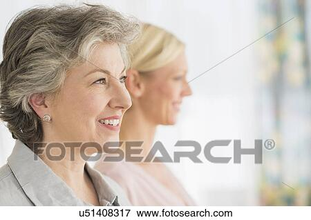 Mature moms and dauters