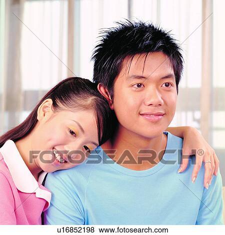 Human, Oriental women, Asian man, Asian men, Young, Woman, Asian ...