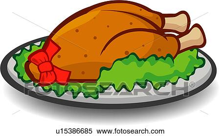 Clipart of food, weste...