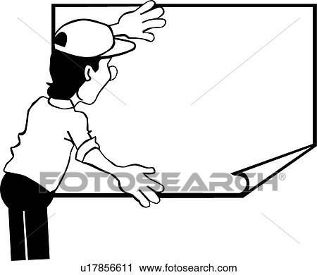 clipart of poster hanger u17856611 search clip art illustration rh fotosearch com fotosearch clipart free fotosearch clipart free