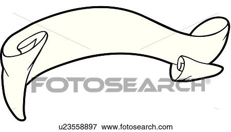 clip art of ribbon ribbons scroll scrolls banner banners rh fotosearch com clip art scrolls and flourishes clip art scrolls designs for boats