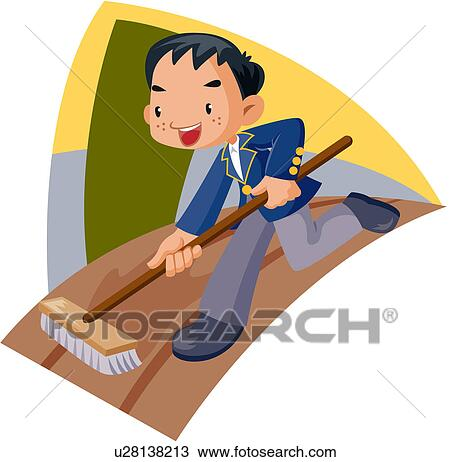 Clipart of youth culture, junior high school student ...