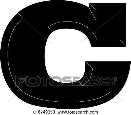 , alphabet, letter, chisel, block, uppercase, capital, c ...
