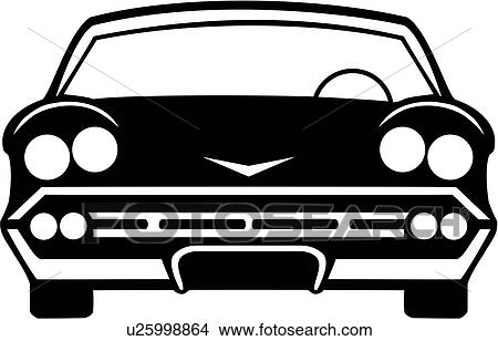 clipart of auto automobile car chevrolet chevy u25998864