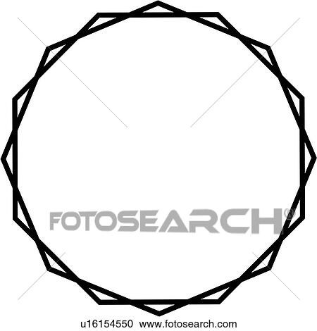 clipart of nautical blank border circle contemporary fancy rh fotosearch com  nautical border clip art free