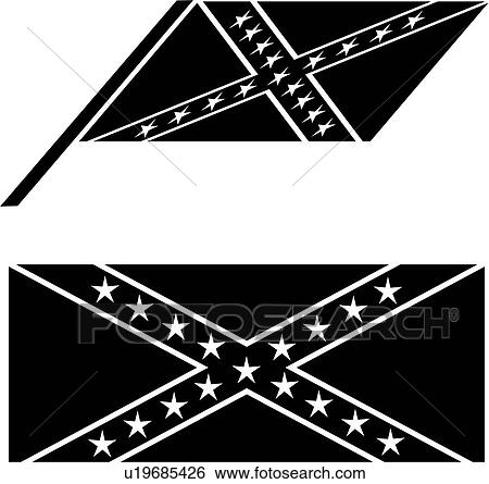 Auto Racing Graphic Checker Civil War Confederate Flag Race South Sport