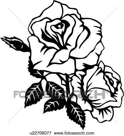 clipart flor rosa variedades u22706077 busca de clip art