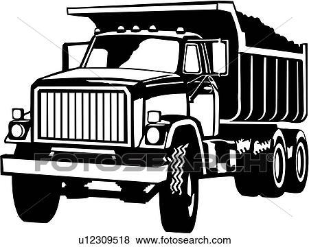 Construction Dump Truck Heavy Equipment Trade