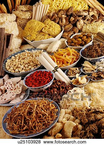 Pictures of chinese cooking ingredients u25103928 search stock chinese cooking ingredients forumfinder Images