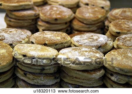 Clipart Welsh Cake : Stock Photo of Welsh Cakes u18320113 - Search Stock Images ...
