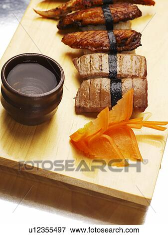 Picture of food plate ceramic cup decoration food for Poster deco cuisine