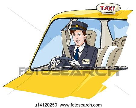 taxi driver illustrations and clipart. 1,415 taxi driver royalty