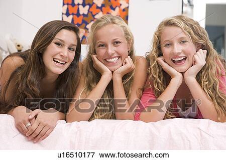 billeder af teenage piger