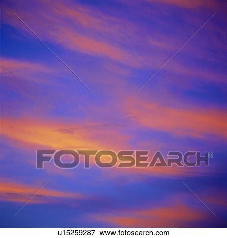 picture of nightfall sky background sunset spectacular purple rh fotosearch com Ocean Clip Art Sunrise Over Water Clip Art