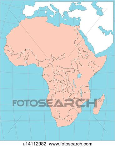 clip art of world equatorial line illustration countries map
