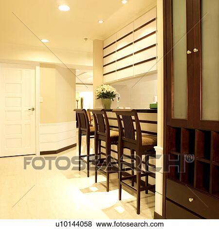Fotos - interior-living, espacio, 2, comedor, comedores, naturaleza ...
