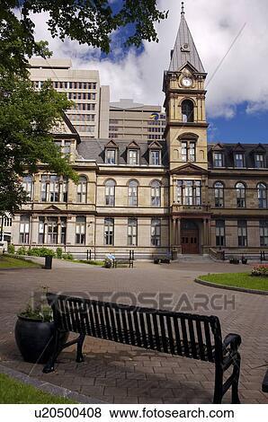 Images - hôtel ville, bâtiment, dans, les, grandiose, parade, style ...