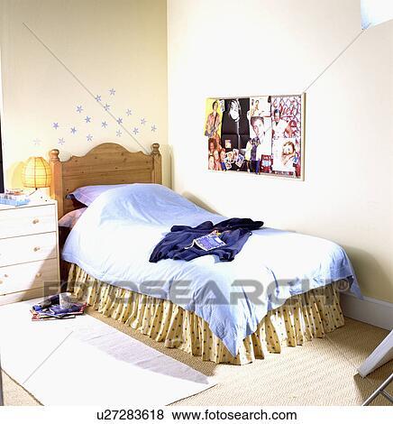 Beelden - popgroep, poster, boven, het bed van de pijnboom, met ...