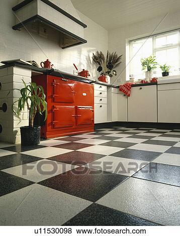 Immagini - black+white, ceramica, chequerboard, mattonelle pavimento ...