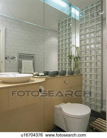 salle de bain brique good salle de bain brique blanche