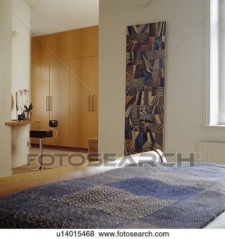 Images Grand Image Dans Moderne Chambre à Coucher à Grand